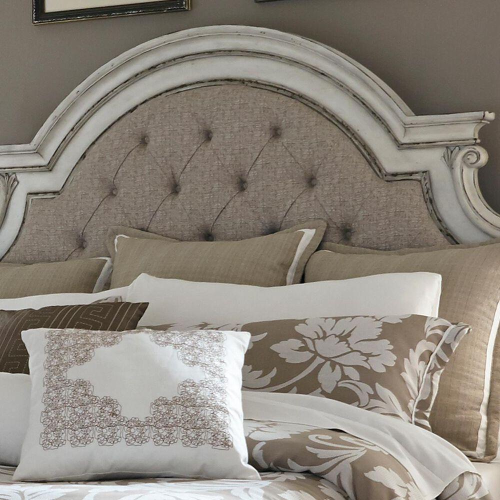 Belle Furnishings Magnolia Manor 5 Piece King Bedroom Set, , large