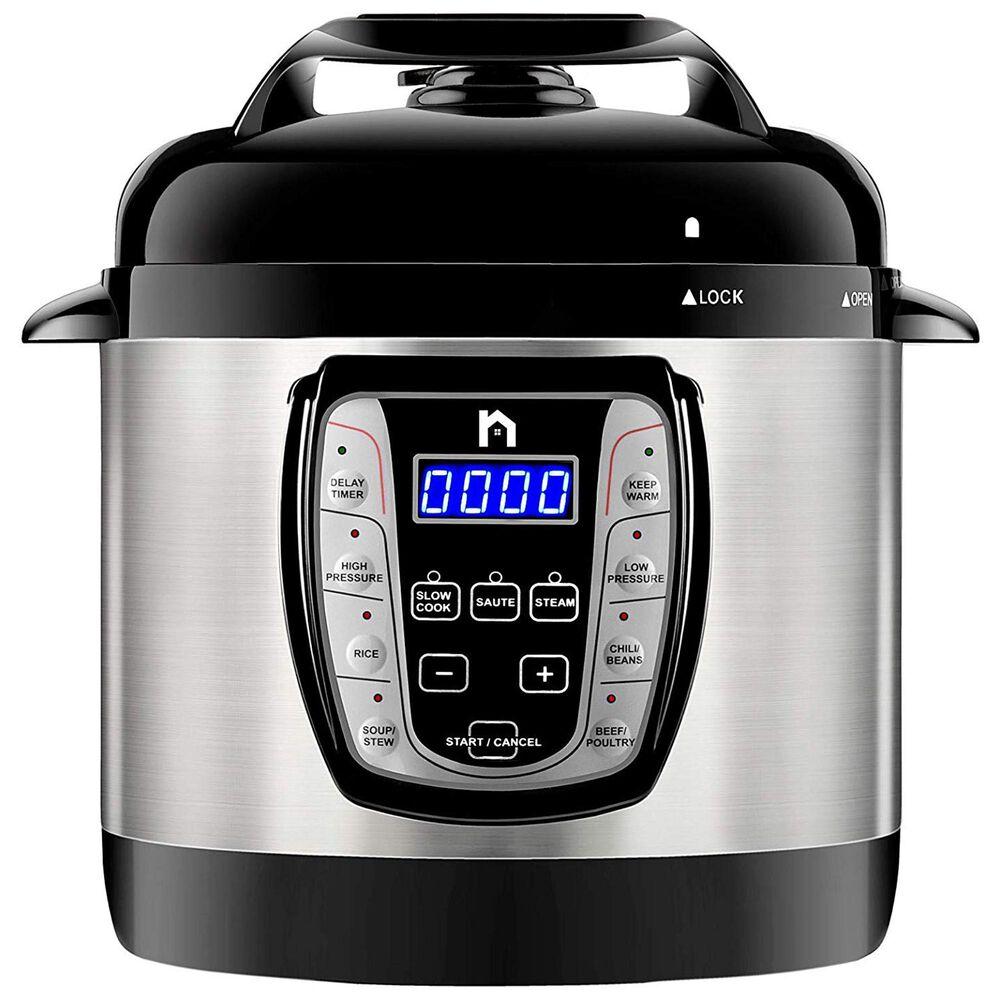 New House 2.5 QT Pressure Cooker, , large