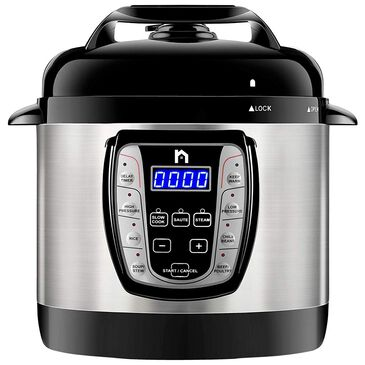New House 2.5 QT Pressure Cooker, , large
