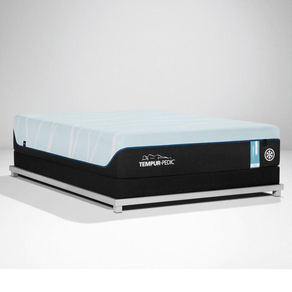 Tempur-Pedic TEMPUR-LUXEbreeze Soft Queen Mattress with High Profile Box Spring, , large