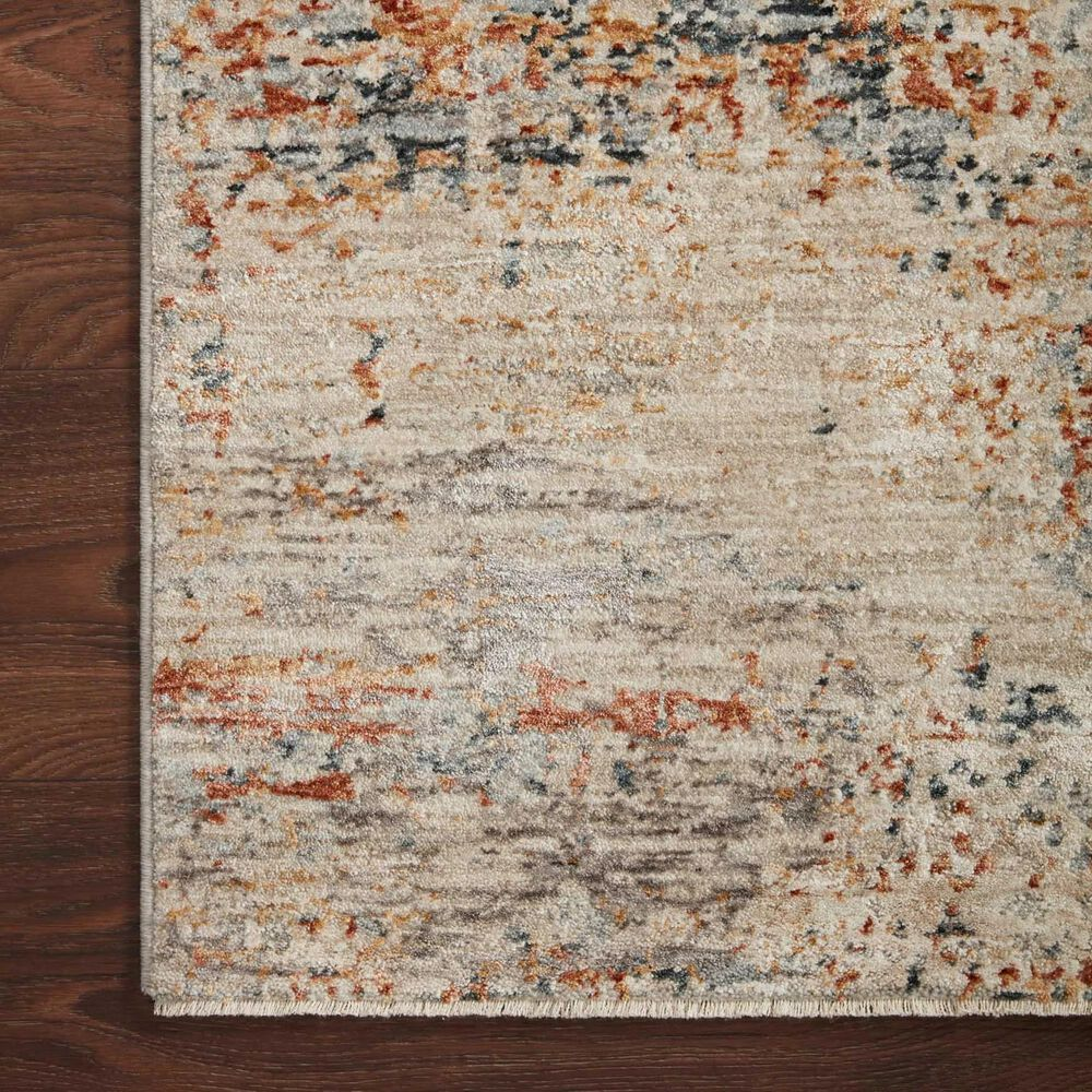 Feizy Rugs Axel 2' x 3' Sand Area Rug, , large