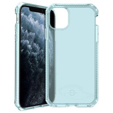 ITSkins Spectrum Clear Case For Apple iPhone 11 Pro in Light Blue, , large