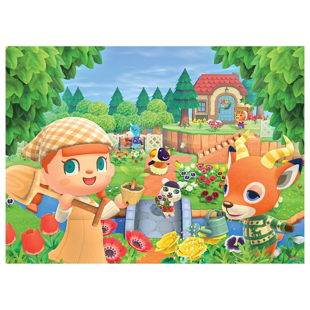 USAopoly 1000 Piece Animal Crossing New Horizons Puzzle, , large