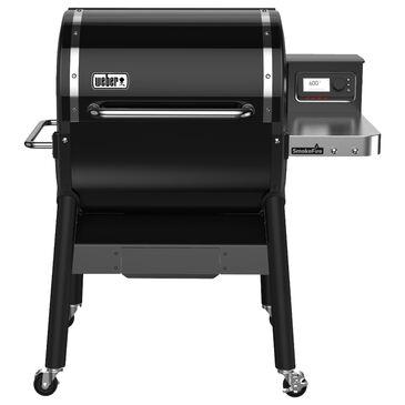 Weber Smokefire EX4-2nd Gen Wood Fired Pellet Grill in Black, , large