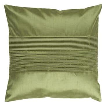 "Surya Inc 18"" x 18"" Pillow in Green with Polyester Fill, , large"