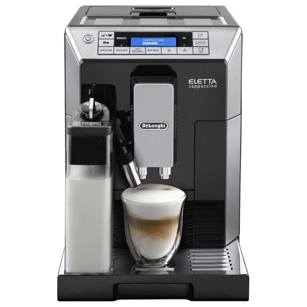 Delonghi Eletta Digital Super Automatic in Stainless Steel, , large