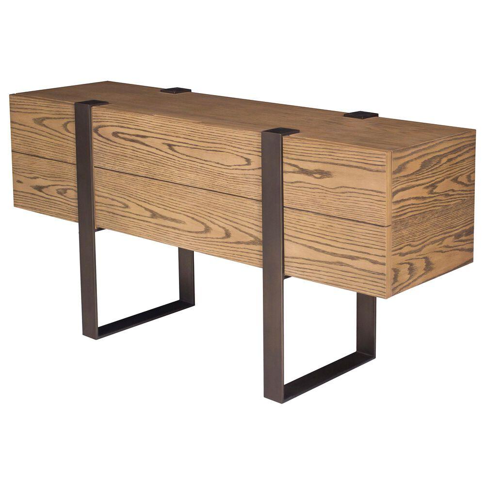 """Safavieh Kyoga 60"""" Sideboard in Brown, , large"""