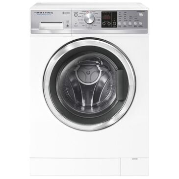 Fisher and Paykel 2.4 Cu. Ft. Compact Front Load Washer in White, , large