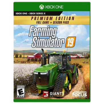 Farming Simulator 19 Premium Edition - Xbox One - Xbox Series X, , large