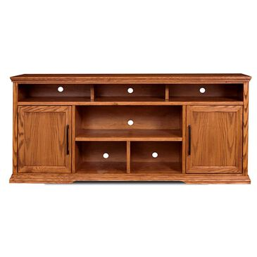 """Endress International Colonial Place 74"""" Console in Golden Oak, , large"""