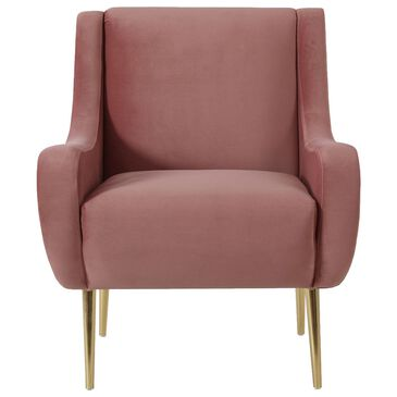 Jennifer Taylor Home Sandy Wilson Home Corina Accent Chair in Ash Rose, , large