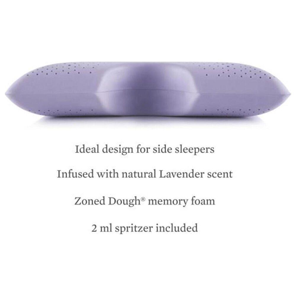 Malouf Queen Shoulder Dough in Lavender, , large