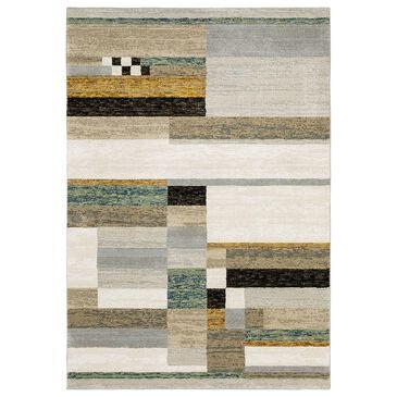 "Oriental Weavers Strada 3""3"" x 5""2"" Beige Area Rug, , large"