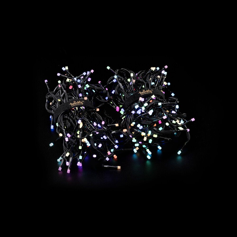 Twinkly Cluster 400 LEDs Light String in Multicolor, , large