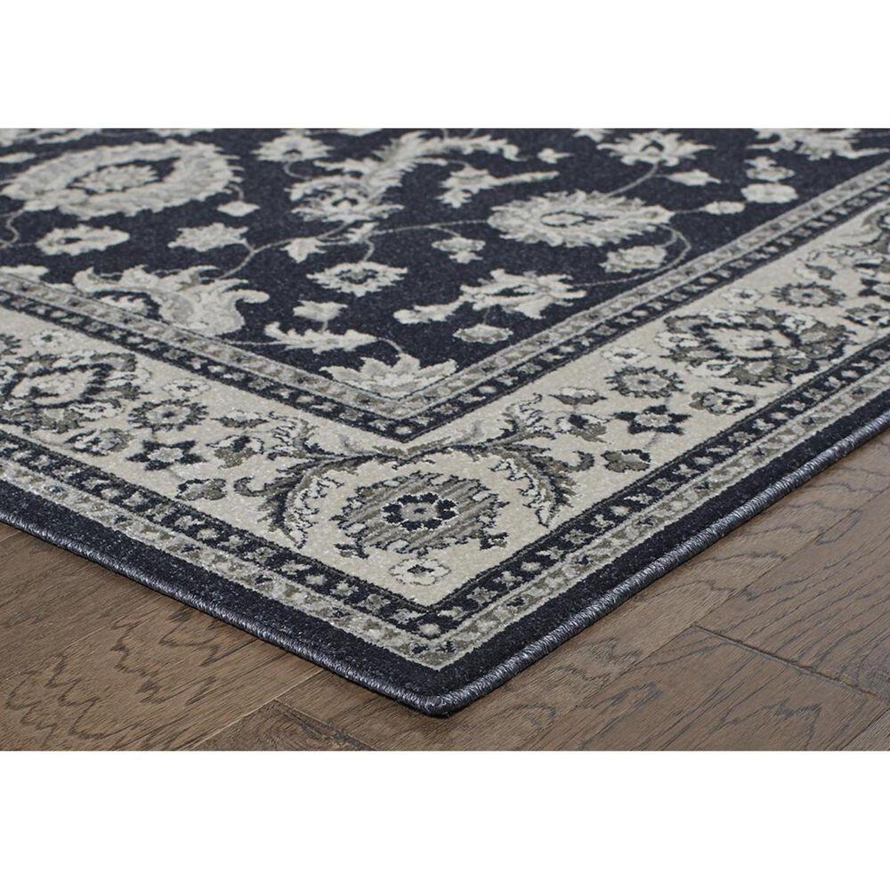 "Oriental Weavers Richmond 117H 9'10"" x 12'10"" Charcoal Area Rug, , large"
