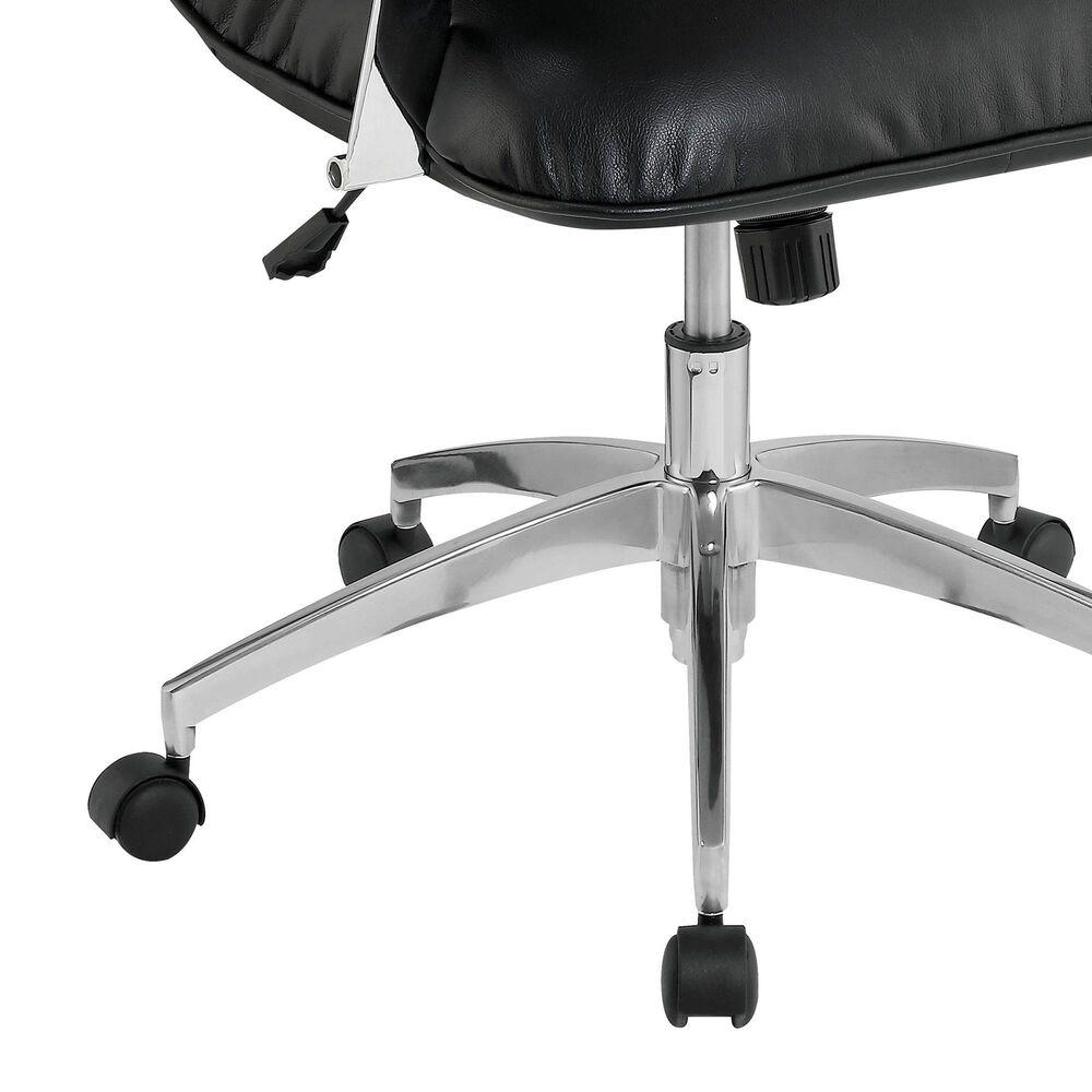 Furniture of America Ballard Office Chair in Black, , large