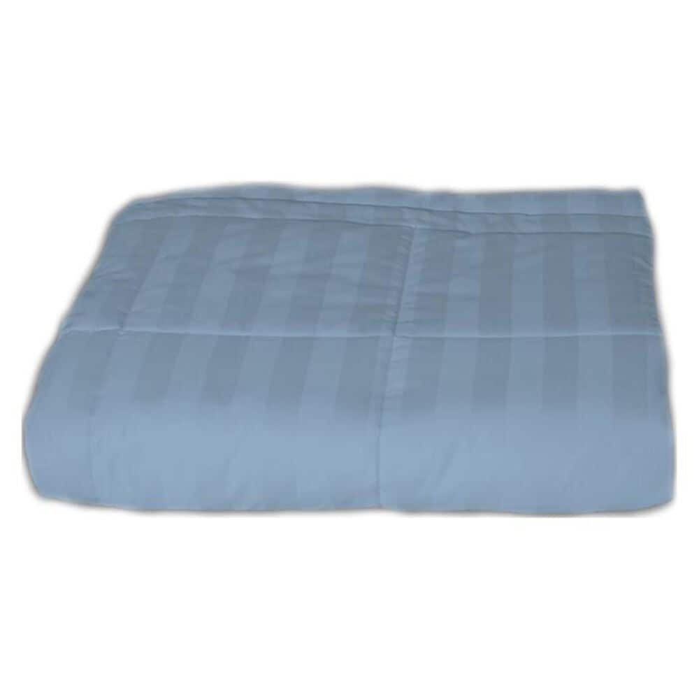 Epoch Hometex Cotto Loft King Blanket in Smoke Blue, , large