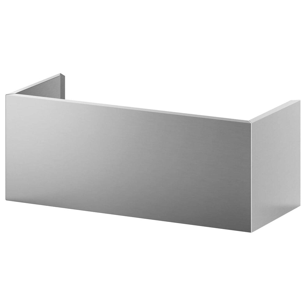 """Fisher and Paykel 12"""" Vertical Duct Cover for 30"""" Professional Range Hood in Stainless Steel, , large"""