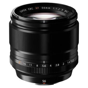 Fujifilm XF 56mm f/1.2 R Lens, , large