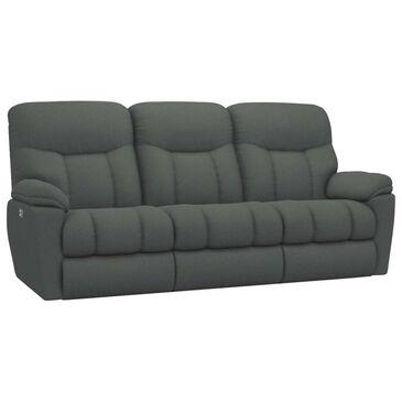 La-Z-Boy Morrison Power Reclining Sofa with Headrest in Indigo, , large