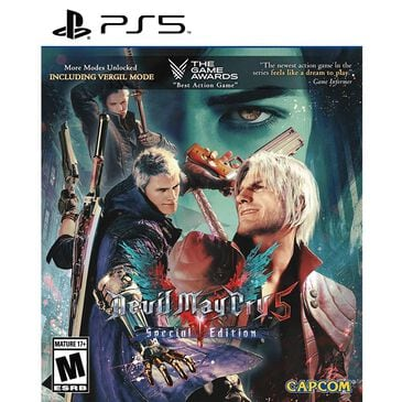 Devil May Cry 5 - Special Edition - PlayStation 5, , large