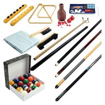 Timberlake 32 piece Billiards Accessories Kit, , large