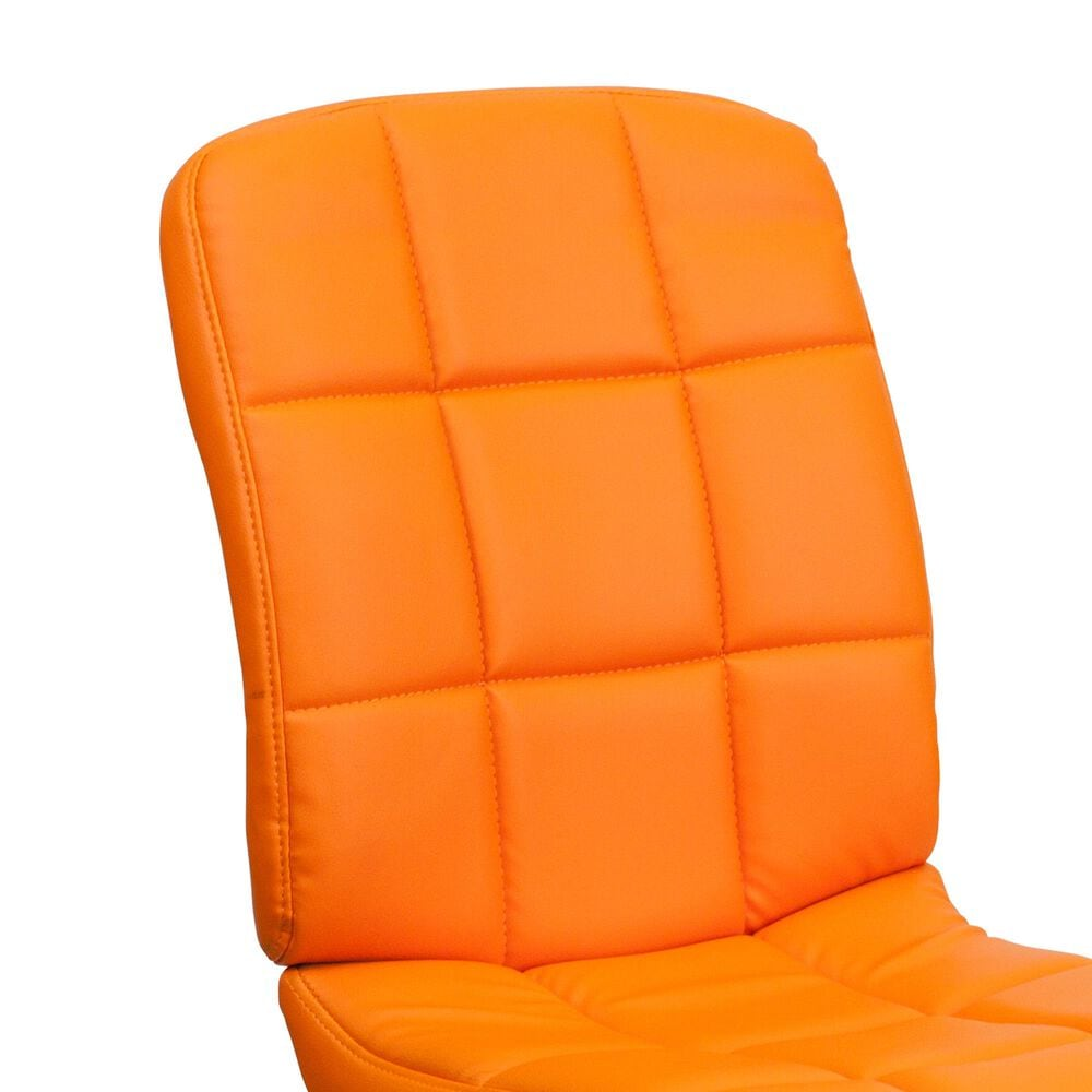 "Flash Furniture 38.75"" Task Office Chair in Orange, , large"