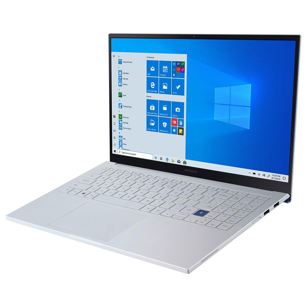 "Samsung 15.6"" Galaxy Book | Intel Core i7-10510U - 8GB RAM - Intel Iris Plus Graphics - 512GB SSD in Aura Silver, , large"