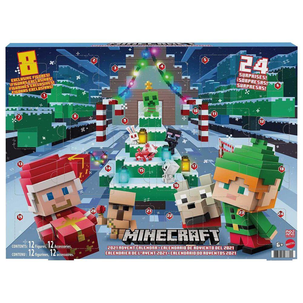 Minecraft Advent Calendar, , large