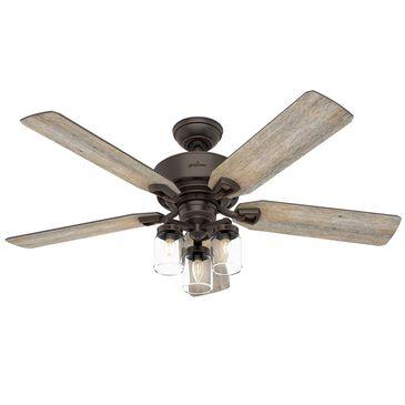 """Hunter Devon Park 52"""" Ceiling Fan in Onyx Bengal, , large"""