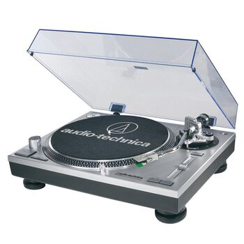 CD Players and Turntables
