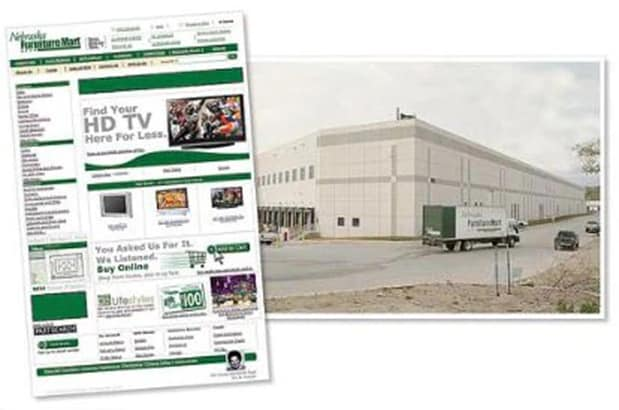 NFM makes updates to website and KC gets new warehouse