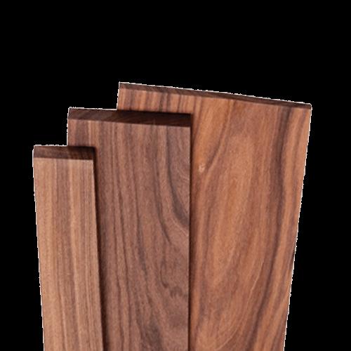 Sample of a darker hardwood flooring